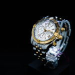 Full image of a Breitling Evolution 18KT Two Tone C13356 watch